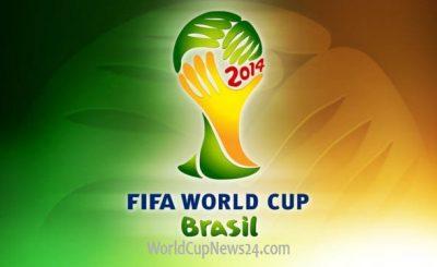 FIFA World Cup 2014 Brazil logo