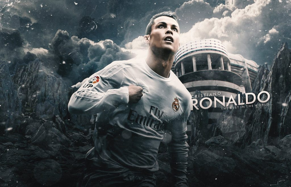 Best collection of Cristiano Ronaldo HD Wallpapers World Cup 2018