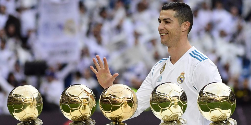 Cristiano Ronaldo HD wallpapers 2018