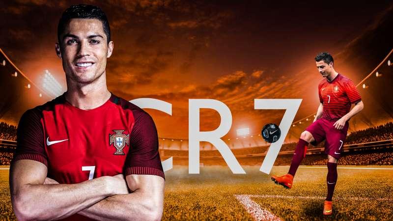 FIFA World Cup 2018 Cristiano Ronaldo HD Wallpapers