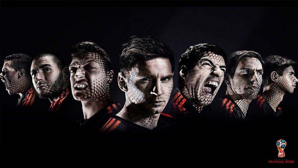 FIFA World Cup 2018 Players Desktop Wallpaper
