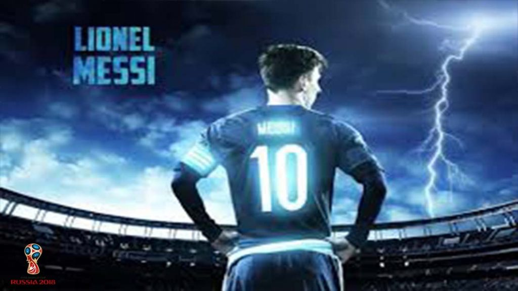 Fifa World Cup 2018 Messi Wallpapers