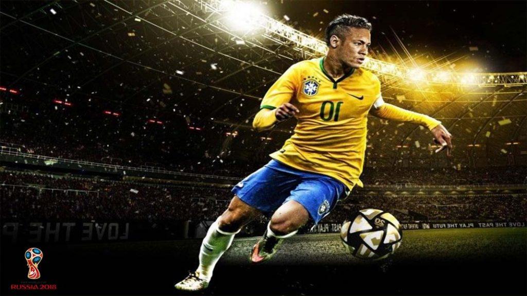World Cup 2018 Neymar desktop Wallpapers