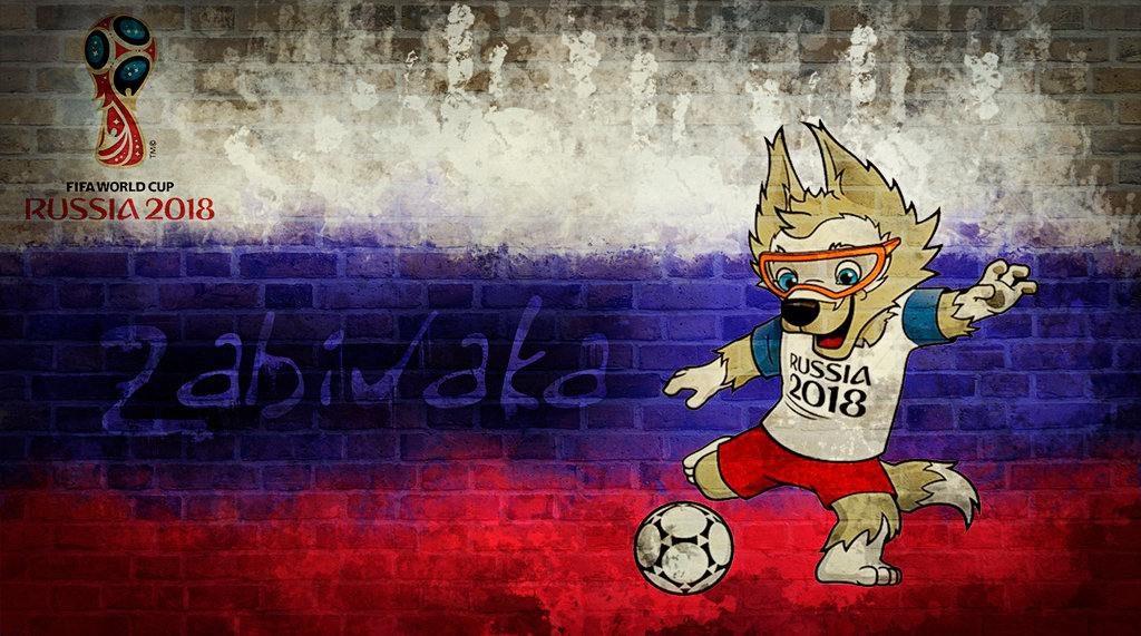 Zabivaka FIFA World Cup 2018 Mascot HD Wallpaper