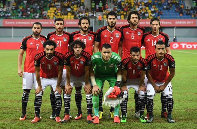 2018 FIFA WORLD CUP EGYPT FINAL SQUAD