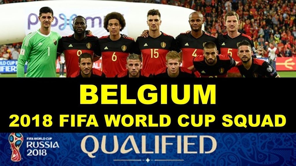 Belgium Final Squad for World Cup 2018, Schedule, History, match info