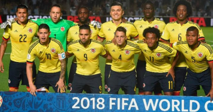 Watch Colombia FIFA World Cup 2018 match, Schedule & player info