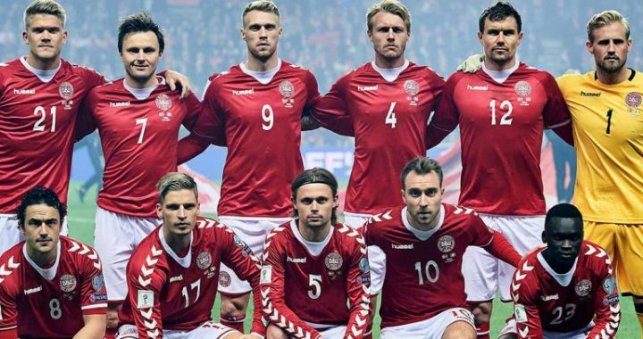FIFA World Cup 2018 Denmark Squad, player & World Cup history