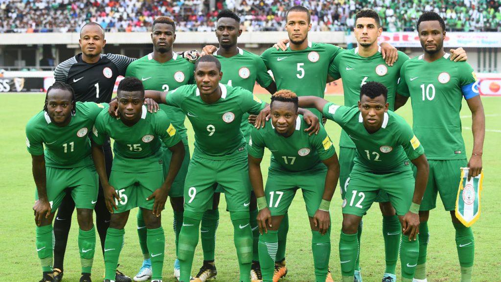 2018 fifa world cup Nigeria squad