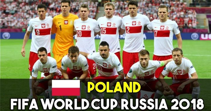Poland final 23 men squad FIFA World Cup 2018, history & player info