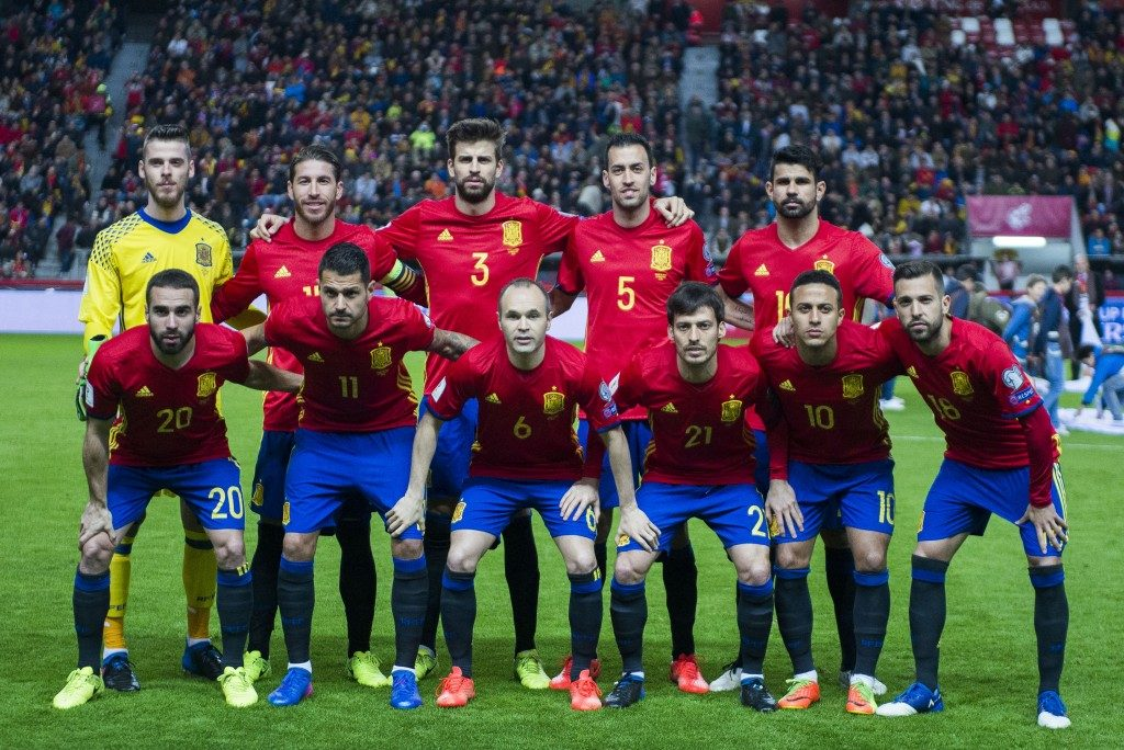 FIFA World Cup 2018 Russia 23 final squad, Schedule & player details